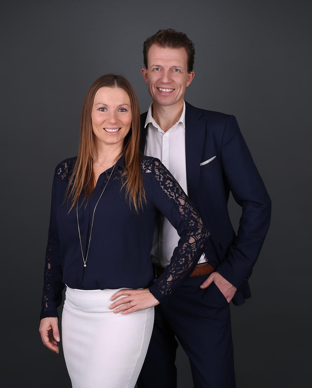 Kasper og Agniszka Wilstrup